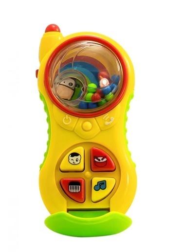 Prego Prego Toys 1007 Music Phone Renkli